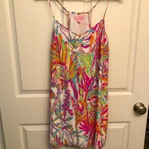 Lilly Pulitzer Silk Dusk Dress